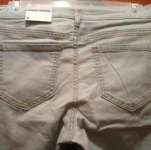 NWT Super Skinny Jeans 8
